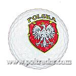 piłeczka golfowa z Polski