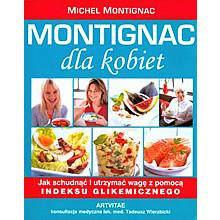 Ksiazka Montignac Dieta dla Kobiet