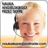 Polski Sklep Nauka Angielskiego przez Skype